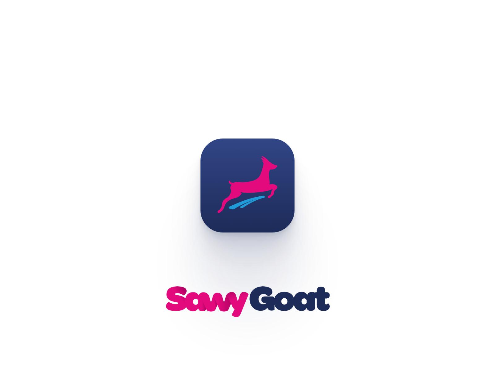 Savvygoat   logo 3 2x