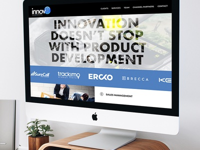 Innov8 Website Design