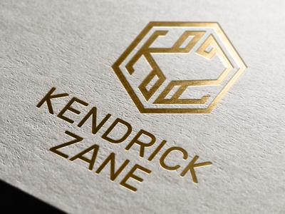 Kendrick Zane Logo Design