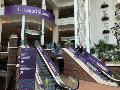 LegalShield Conference Design