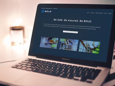 Bold Website Design
