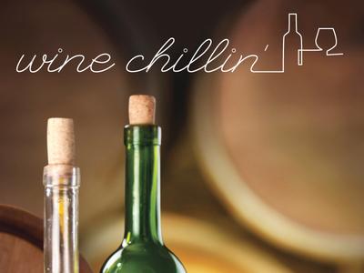 Wine Chillin' Logo