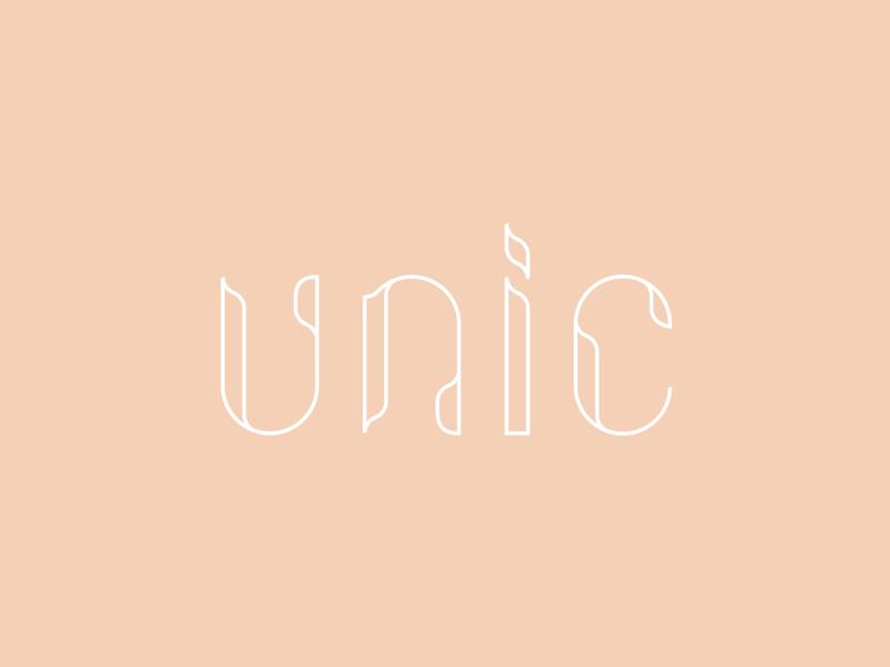 Unic mark logoinspiration designporn creation brandidentity brand behance graphic vector design typography logo