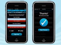 iOS Web App