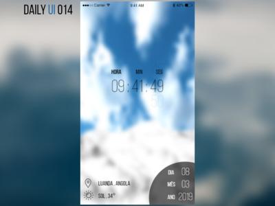 DAILY UI 014