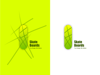 Skateboard Company Logo Design