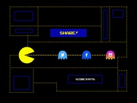 Share Button for Packman Game