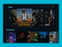 TV application design