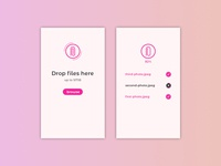 File Upload Design