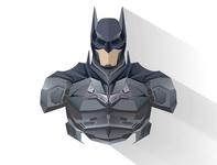 Batman Robert Pattinson suit