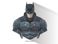 Batman Pattinson suit v2.0