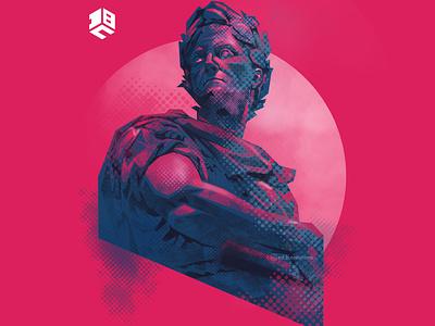 The Greek Statue photo digitalart digital illustration digital painting illustration art illustraion art artwork artist vector artwork digital 2d illustration digitalartist vector art design
