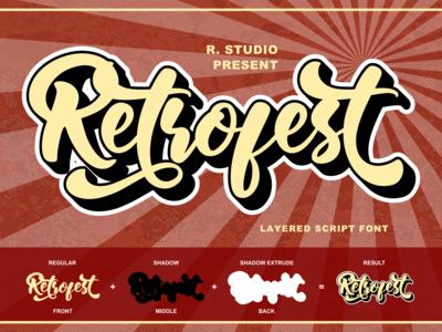 Retsrofest
