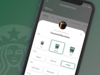 Starbucks go sneak 2x