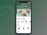 Starbucks Go   Order On The Go