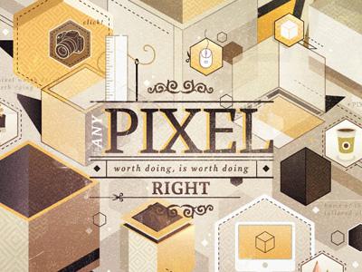 Pixel Explosion - Vector pixel explosion carol rivello