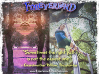 Foreverland Dual Reality campaign