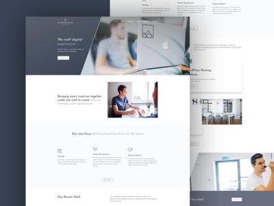 New Steadfast Website