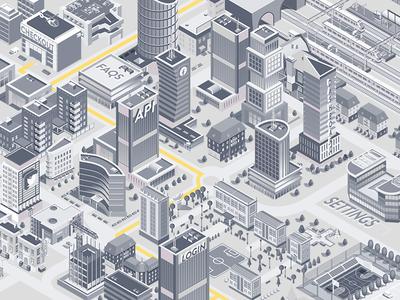 City Web Applications