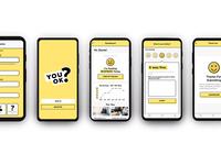 Hack for good –You OK App