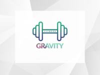 Logo Creative for Gravity Fitness