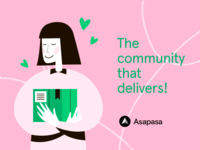 """Asapasa""  -  poster"