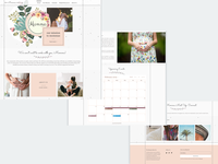 Momma To Be - Wix Web Design