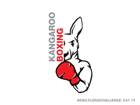 Kangaroo Boxing | Kangaroo Logo