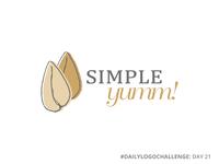 Simple Yumm | Granola Logo