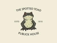 The Spotted Toad | Publick House