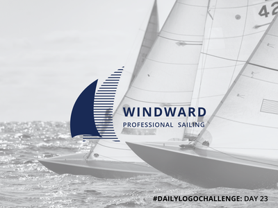 WINDWARD Professional Sailing | Boat Logo