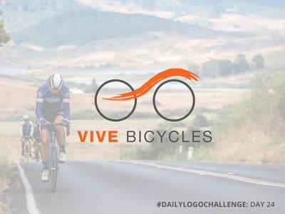 VIVE BICYCLES | Bicycle Logo