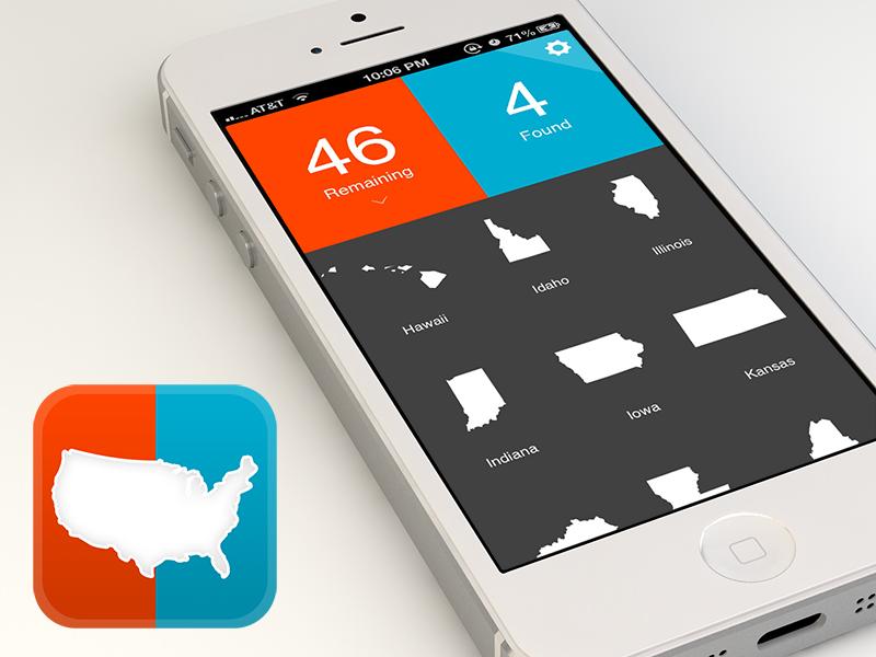 PlateFound iOS App html5 ios app