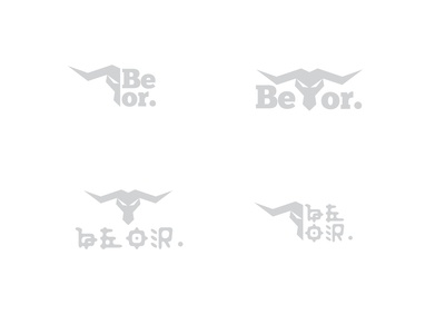 """"""" Be or """""""