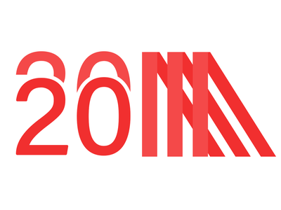 2020-M logodesign logo maker logotype graphic design brandmark minimal logo branding fonts typography iconography icons 2020