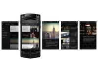 Vertu - lifestyle services App
