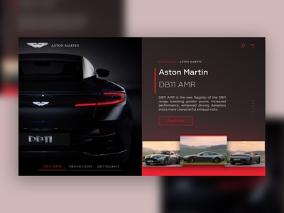 Auto Company   Web-design