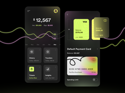 Finance App statistics transfers widgets smart tickets budget finance app fintech money finance donate charity banking ui app design uiux app productdesign fireartstudio fireart