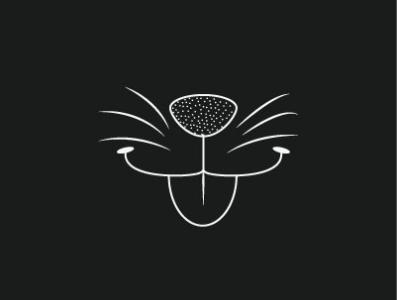 mask icon vector design cat drawing mask cat illustration cat mask