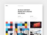 New Bullhorn Website (Desktop)