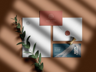 Terre d'Orbis Stationery