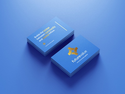 Future Value Corporate / Branding Identity Stationary V1 wip stationery identity branding
