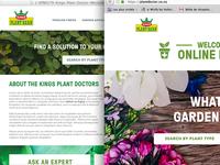 Kings Plant Barn Doctor Microsite HP