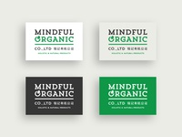 Mindful Organic Co., Ltd Logo