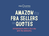 FBA Quotes Opening