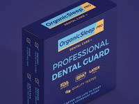 OSP Mouthguard Box Packaging