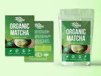 Helios Pouch Label Design