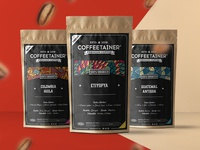 Coffeetainer / Coffee Package