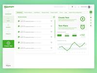 Mitralyoz Stress Test Web App/ Dashboard