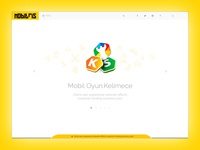 Mobitris Game Company Web Pages
